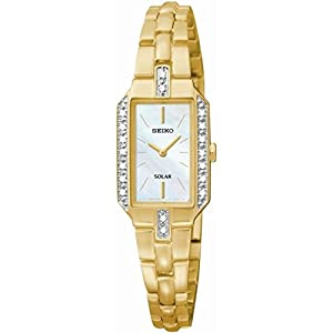Seiko Ladies Diamond Set Watch - SUP236P9