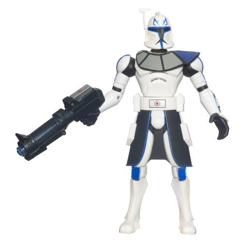 Star Wars The Clone Wars Force Battlers - Captain Rex by Star Wars