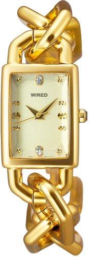 WIRED f × Rinka (ワイアード エフ × リンカ) AGEK034 腕時計 レディース