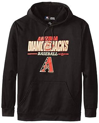 MLB Arizona Diamondbacks Men's SA2 Fleece Hoodie