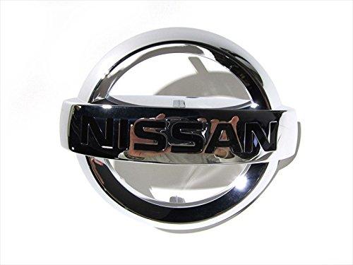 2012 2013 2014 Nissan Versa SEDAN & 2011 2012 2013 2014 Nissan Juke & 2013 2014 Nissan Sentra Front Grille Emblem WITH (Nissan Versa Emblem Front compare prices)