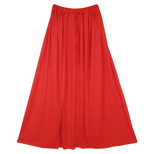 "SeasonsTrading 28"" Child Red Cape ~ Halloween Costume Accessory"
