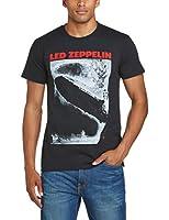 Led Zeppelin Men's I Album Cover Inverted Short Sleeve T-Shirt
