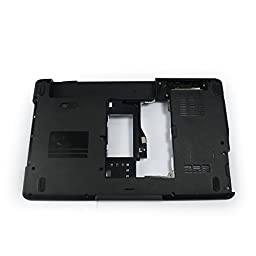 Laptop Bottom case for Dell Inspiron 1545 Part number U499F or 0U499F---Black