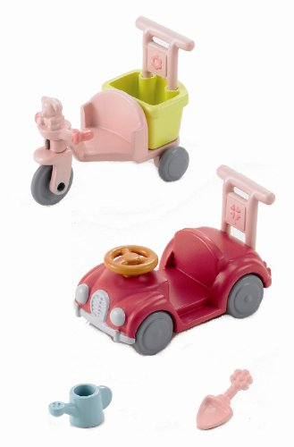 Sylvanian Families tricycle-car Settoka -216 by Epoch - 1
