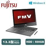 FMVT90P 富士通 ノートパソコン LIFEBOOK 13.3型タッチパネル Office搭載