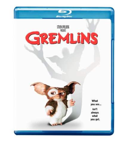 Cover art for  Gremlins [Blu-ray]