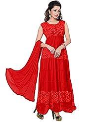 Vibes Designer Pure Georgette Dress Materials V185-1001