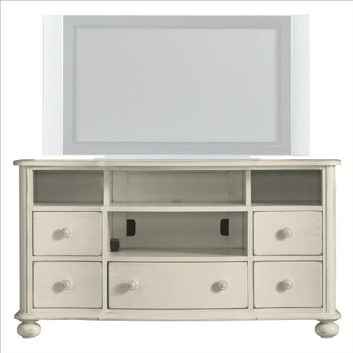 Stanley Furniture Coastal Living Cottage Tv Console In Sand Dollar front-954604