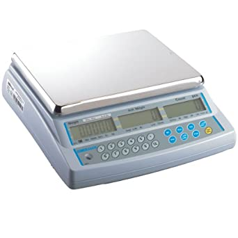 Adam Equipment CBD Counting Scale, with Auxiliary Scale Capability