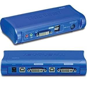 2-port DVI USB KVM Switch Kit 2-port DVI USB KVM Switch Kit
