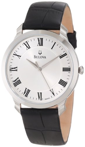 Bulova Mens 96A133 Strap Watch