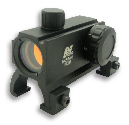 NcStar 1×20 MP5 Red Dot Sight