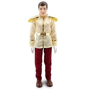 Amazon.com: Disney Cinderella Prince Charming Doll -- 12'': Toys
