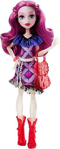 Monster High - Muñeca fashion, Ari Hauntington (Mattel DPL86)
