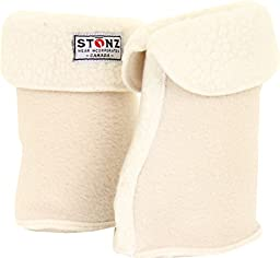 Stonz Unisex Booties Linerz (Infant/Toddler) Sherpa Bonded Fleece Boot LG (US 7 Toddler)
