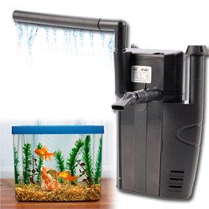 Fisch aquarium innenfilter 2 x 400 l h dual impeller innen for Aquarium innenfilter