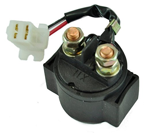 Engine Replacement Starter Solenoid Relay Fit For Suzuki Gr 650 Tempter 1983