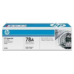 CE278A HP Toner Cartridge 78A Schwarz HP 78A 2100 Seiten, HP Laserjet Pro P1606dn, HP Laserjet Pro M1536dnf.
