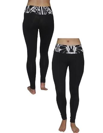 Buy Balance Collection (By Marika) Ladies Skinny Leggings Yoga Pants by Balance Collection (Marika)