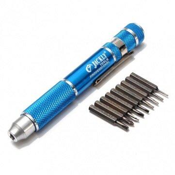 Jackly 9 In 1 Electric Repair Tools Precision Screwdriver Kit