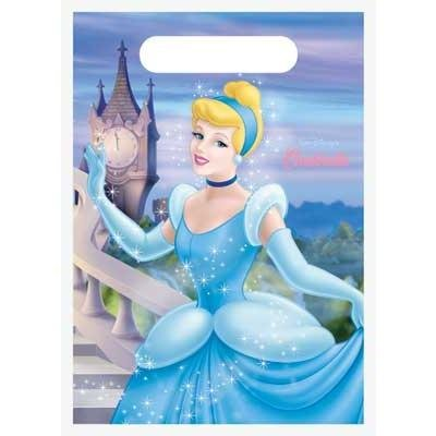 Cinderella Stardust Party Treat Bags by Hallmark - 1