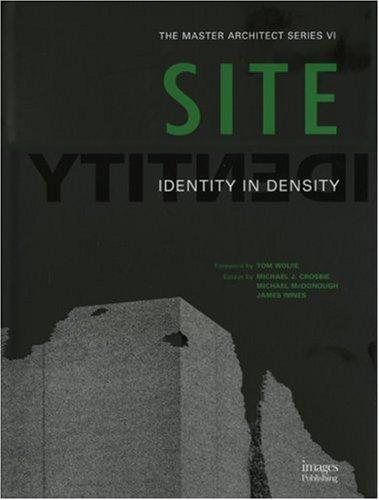 SITE: Identity in Density (Master Architect Series VI)