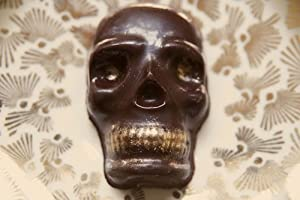 Spicy Dark Chocolate Skulls Mexican Hot Chocolate from Compartes Chocolatier