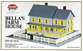 Buy Model Power – Bella's Farm House Kit HO – 490