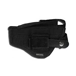 Bulldog Belt and Clip Ambi Holster (Fits Taurus Public Defender Judge with 85 Frame)