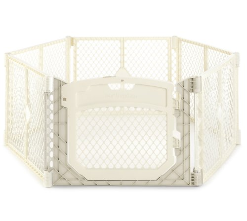 North States Superyard Ultimate Play Yard, Ivory from North States (North States Super Play Yard compare prices)