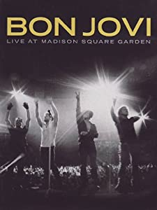 Live at Madison Square Garden [Import anglais]