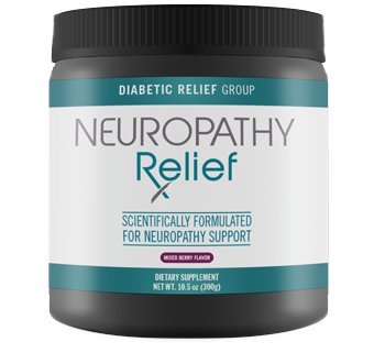 Neuropathy Relief- Mixed Berry- 1 Month Supply