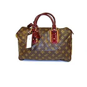 Louis Vuitton Inspired Speedy Satchel