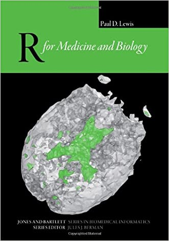 R for Medicine and Biology (Jones and Bartlett Series in Biomedical Informatics)