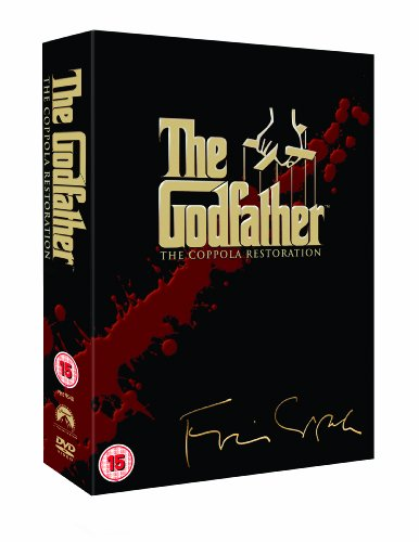 The Godfather - The Coppola Restoration [DVD] [1972]