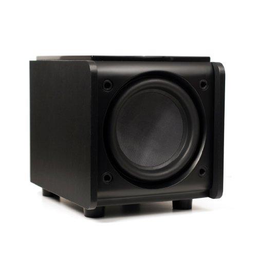 Klipsch XW-300d Premium Compact 8-Inch 270-Watt Subwoofer (480 Watts Dynamic Power)