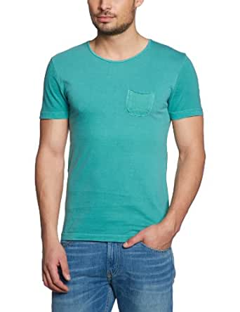 Blend - T-Shirt - Homme - Vert (163) - FR: Large (Taille fabricant: Large)