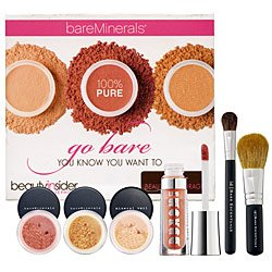 Bare Escentuals Go Bare Kit $32