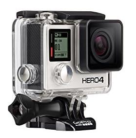 【国内正規品】 Go Pro ウェアラブルカメラ HERO4 ブラックエディション アドベンチャー CHDHX-401-JP