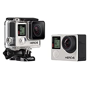 Go Pro ウェアラブルカメラ HERO4 ブラックエディション アドベンチャー CHDHX-401-JP