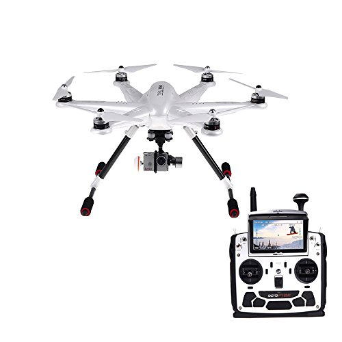 Walkera Tali H500 RTF FPV RC Drone Hexacopter with G-3D Brushless Gimbal, iLook+ Action Camera and Devo F12E, Best Real Dolls
