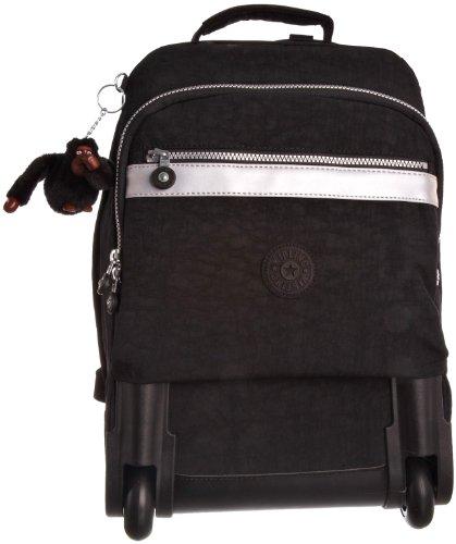 Kipling Women's New Runner Wheeled Backpack Black K13875900
