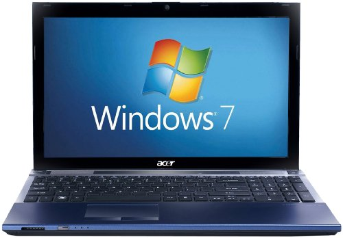 Acer Aspire Timeline X 5830T 15.6 inch Laptop (Intel Core  i7-2620M Processor, 6GB RAM, 500GB HDD, nVIDIA GeForce GT 540M, Windows 7 Home Premium) - Aluminium