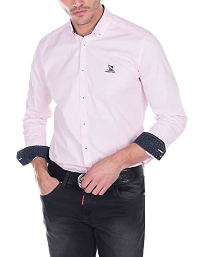 Giorgio Di Mare Camisa Hombre Rosa