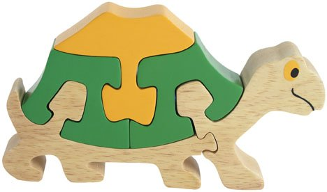 Cheap Fun ImagiPLAY Colorific Earth Tortoise Puzzle (#10220) (B001AMN522)