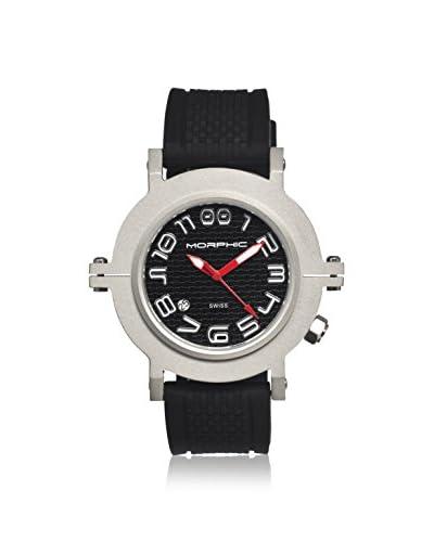 Morphic Men's MPH3102 M31 Series Black Silicone Watch