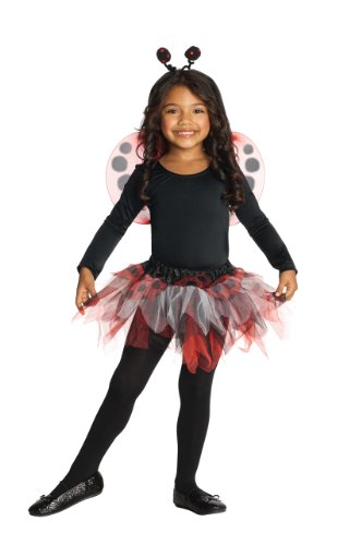 Ladybug Girl Costume Kit