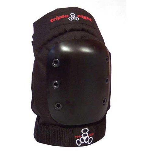 Triple 8 KP 22 Knee Pads (Black, Medium)