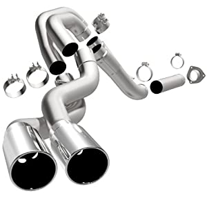Magnaflow 17915 Pro Series Stainless Steel Dual Filter-Back Exhaust System